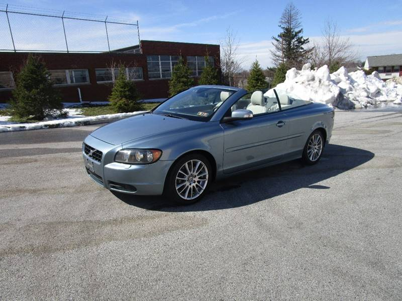 2008 Volvo C70 for sale at Ridge Pike Auto Sales in Norristown PA