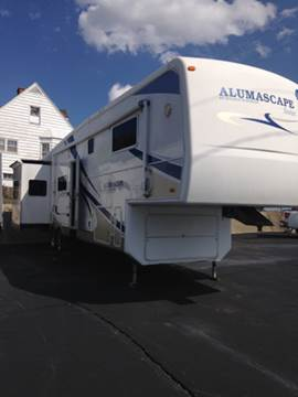2008 Holiday Rambler Alumascape Suite