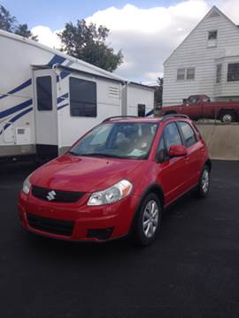 2010 Suzuki SX4 Crossover for sale in St Joseph, MO