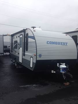2019 Gulf Stream Conquest #189DD for sale in St Joseph, MO