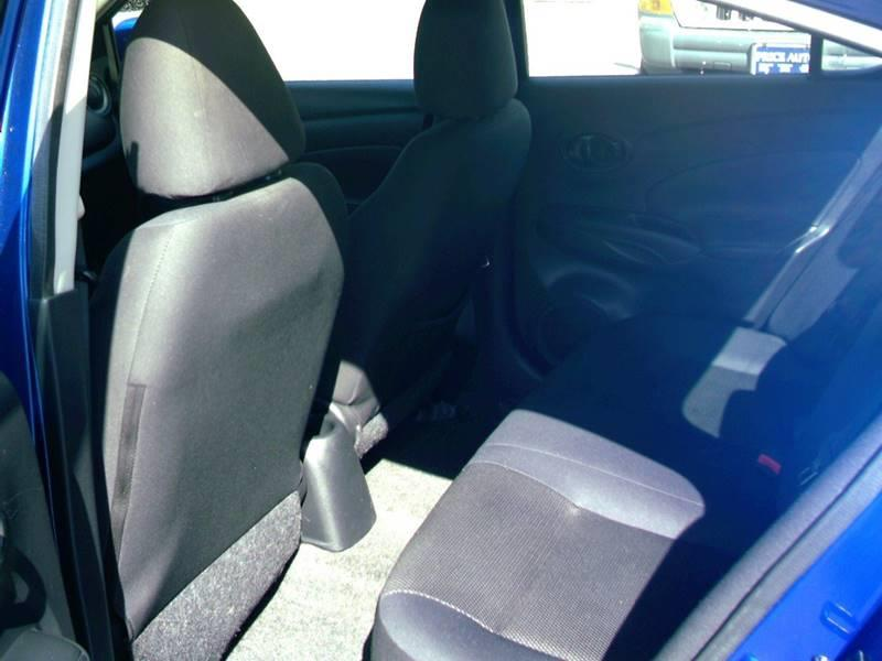2012 Nissan Versa 1.6 SV 4dr Sedan - Concord NH