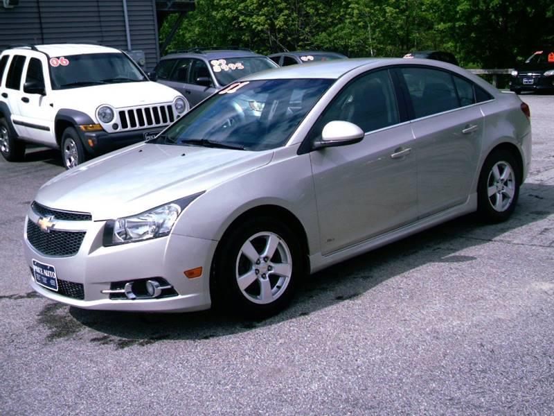 2011 Chevrolet Cruze LT 4dr Sedan w/1LT - Concord NH
