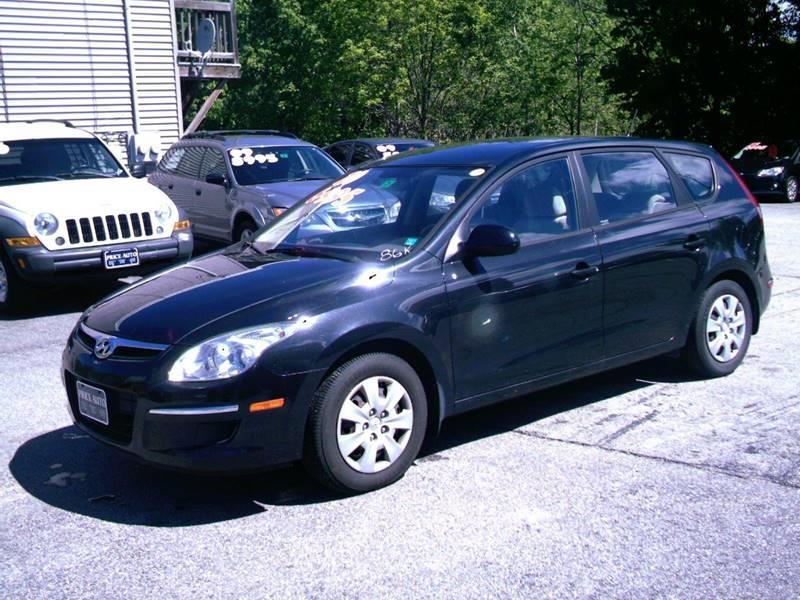 2010 Hyundai Elantra Touring GLS 4dr Wagon - Concord NH