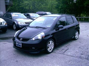2007 Honda Fit for sale in Concord, NH