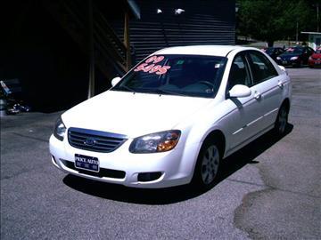 2009 Kia Spectra for sale in Concord, NH