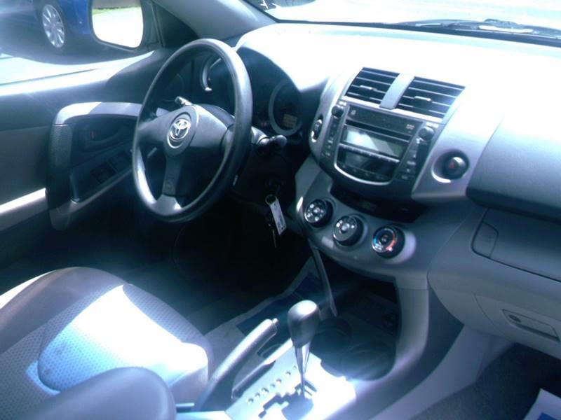 2008 Toyota RAV4 4x4 4dr SUV - Concord NH