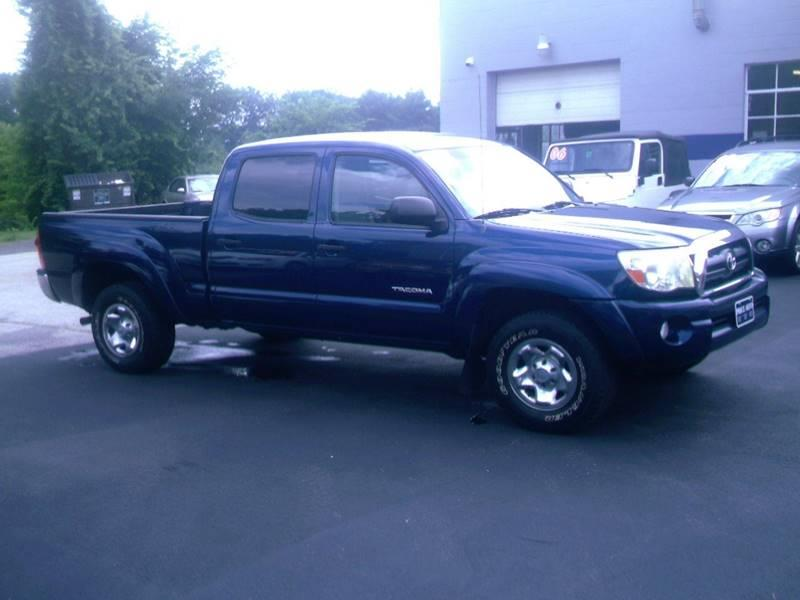2005 Toyota Tacoma 4dr Double Cab V6 4WD LB - Concord NH