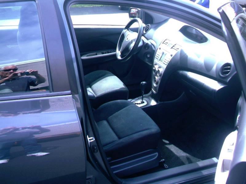 2010 Toyota Yaris 4dr Sedan 4A - Concord NH