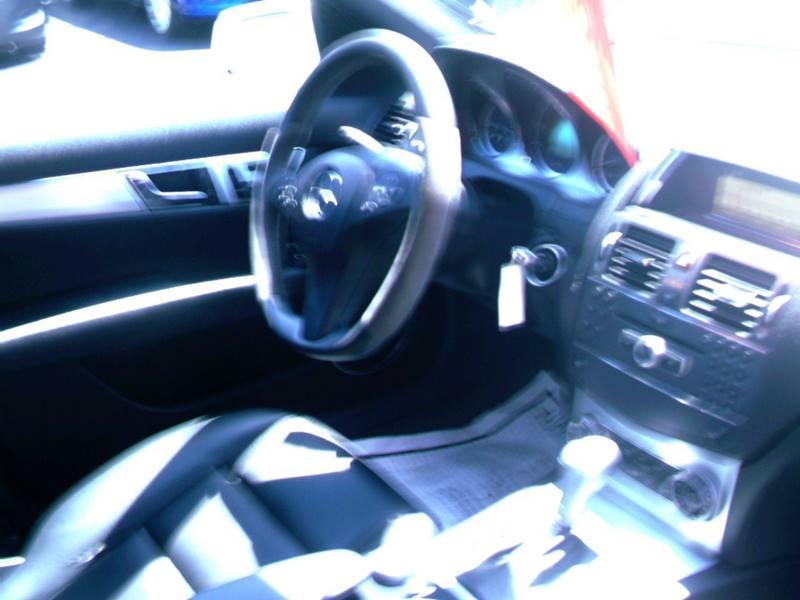 2010 Mercedes-Benz C-Class AWD C 300 Sport 4MATIC 4dr Sedan - Concord NH