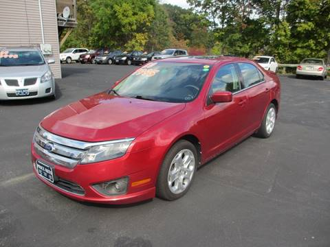 2010 Ford Fusion for sale in Concord, NH