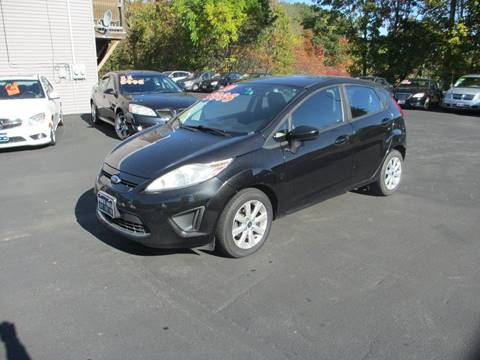 2011 Ford Fiesta for sale in Concord, NH