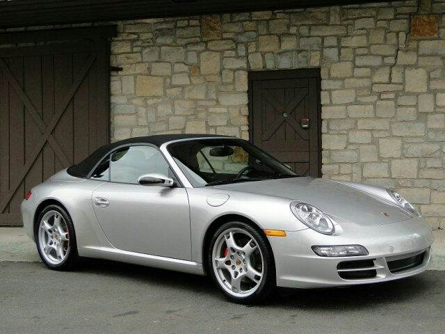 2006 Porsche 911 Carrera 2dr Convertible In Concord NH - For Sale by