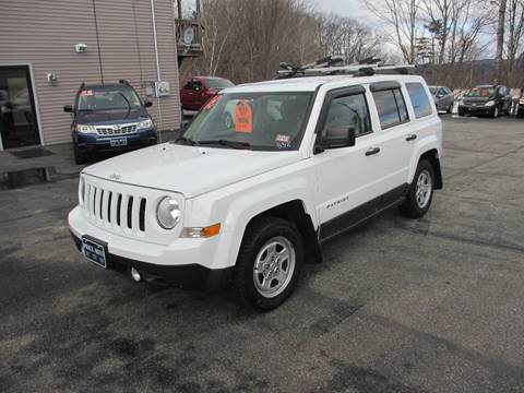 2014 Jeep Patriot for sale in Concord, NH