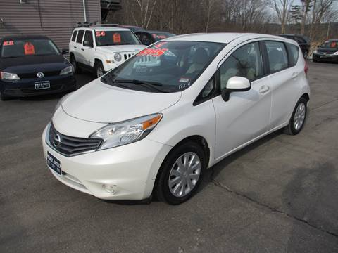 2014 Nissan Versa Note for sale in Concord, NH