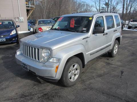 2011 Jeep Liberty for sale in Concord, NH