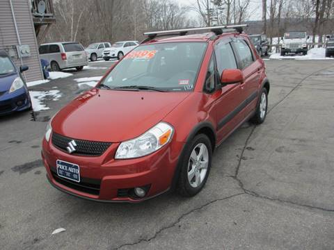 2012 Suzuki SX4 Crossover for sale in Concord, NH