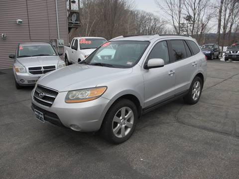 2008 Hyundai Santa Fe for sale in Concord, NH