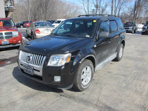 2009 Mercury Mariner for sale in Concord, NH