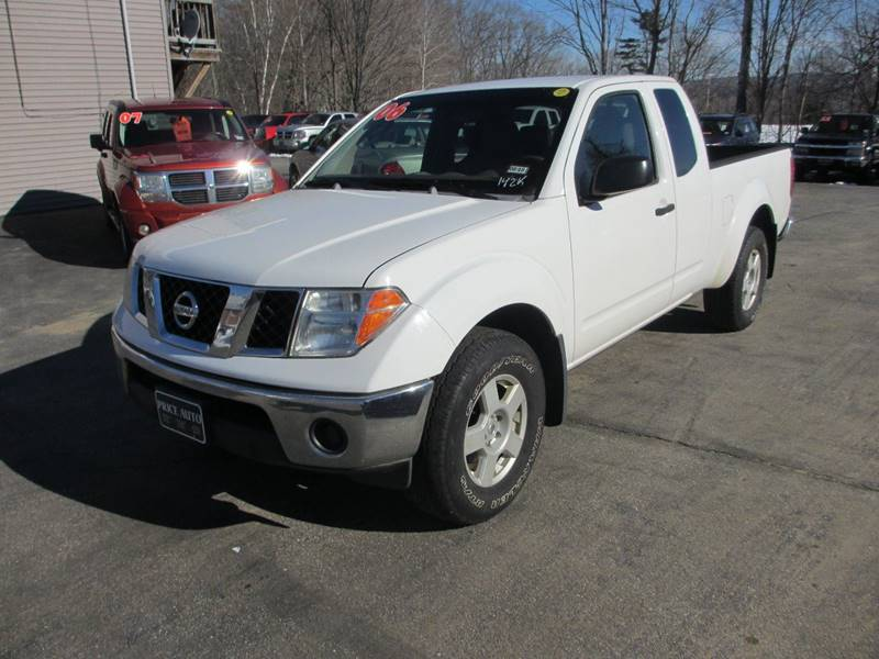 2006 Nissan Frontier Se 4dr King Cab 4wd Sb 6m In Concord Nh Price