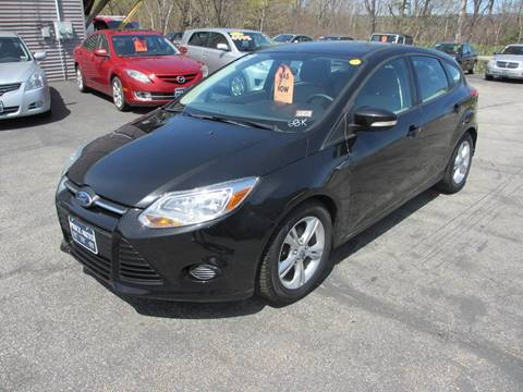 2013 Ford Focus for sale in Concord, NH