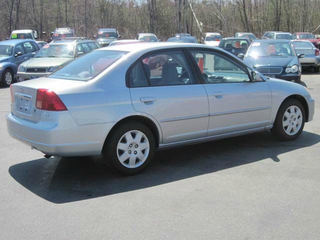 2002 Honda Civic EX 4dr Sedan - Concord NH
