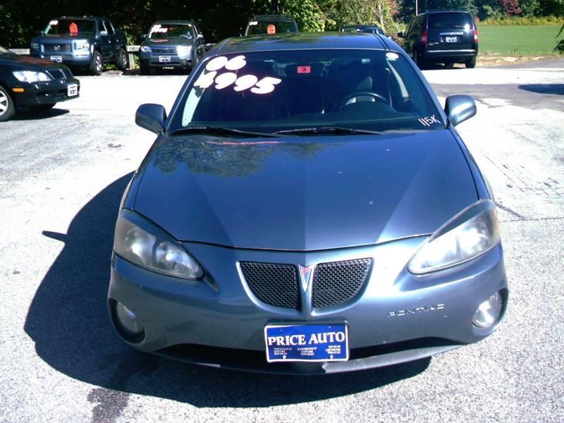 2006 Pontiac Grand Prix 4dr Sedan - Concord NH