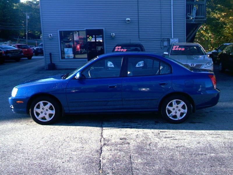 2006 Hyundai Elantra GLS 4dr Sedan - Concord NH