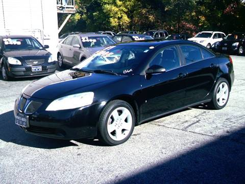 2007 Pontiac G6 for sale in Concord, NH