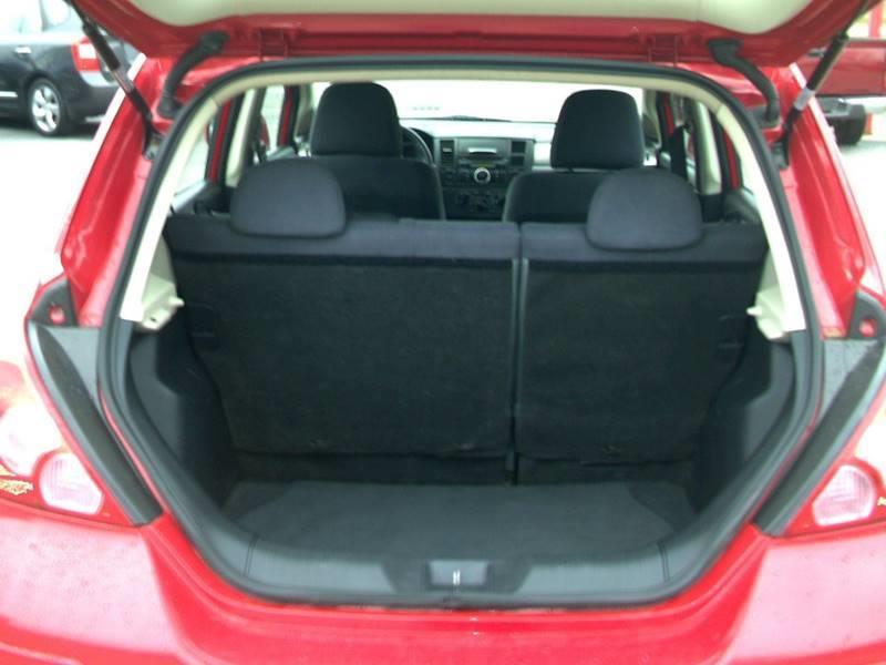 2008 Nissan Versa 1.8 SL 4dr Hatchback CVT - Concord NH
