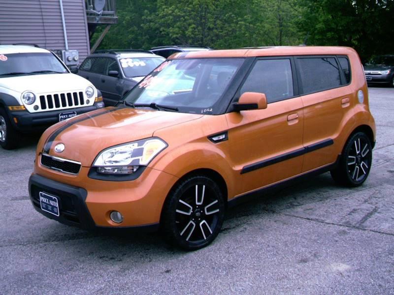 2010 Kia Soul Denim Special Edition 4dr Wagon 4A - Concord NH
