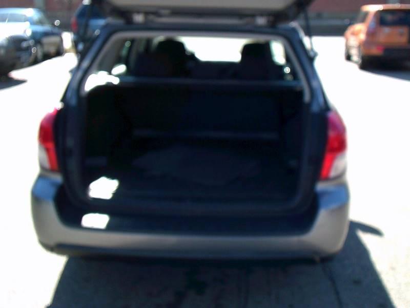 2009 Subaru Outback AWD 2.5i Special Edition 4dr Wagon 4A - Concord NH