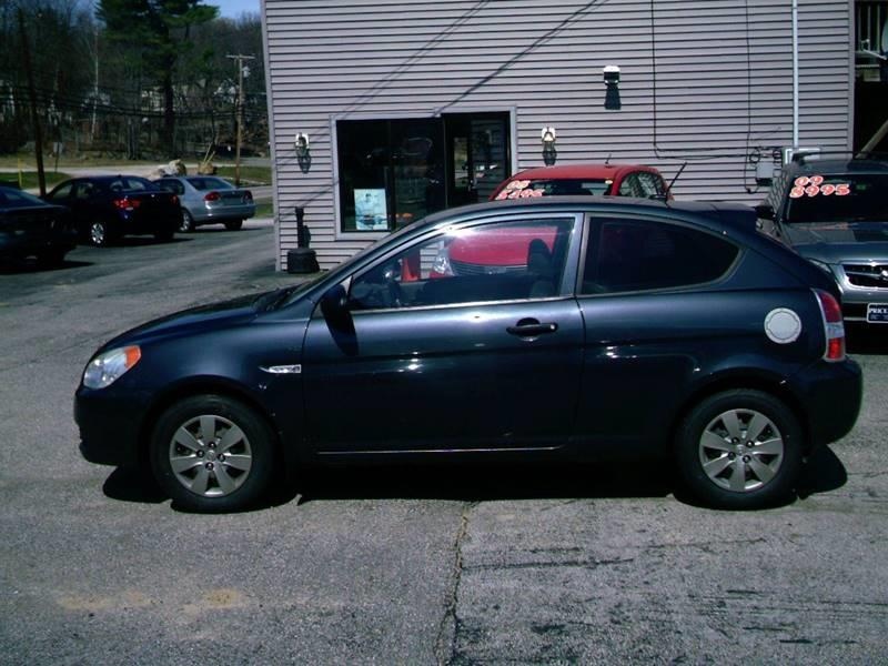 2009 Hyundai Accent 2dr Hatchback 5M - Concord NH