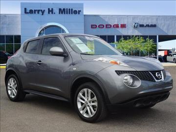 2014 Nissan JUKE for sale in Tucson, AZ