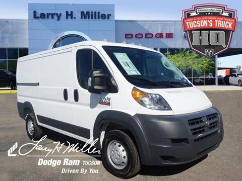 2018 RAM ProMaster Cargo For Sale In Tucson AZ