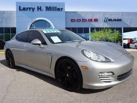 2011 Porsche Panamera for sale in Tucson, AZ