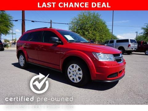 2018 Dodge Journey for sale in Tucson, AZ
