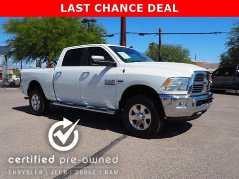 2015 RAM Ram Pickup 2500 for sale in Tucson, AZ