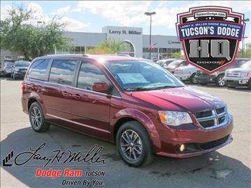 2017 Dodge Grand Caravan for sale in Tucson, AZ