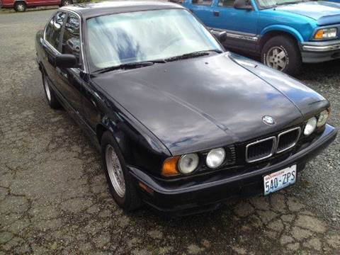 1994 BMW 5 Series for sale at MIDLAND MOTORS LLC in Tacoma WA