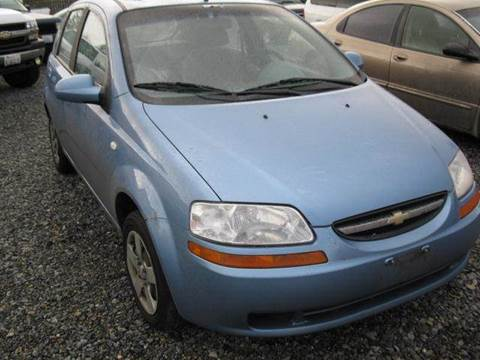 2005 Chevrolet Aveo for sale at MIDLAND MOTORS LLC in Tacoma WA