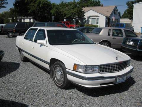 1994 Cadillac DeVille for sale at MIDLAND MOTORS LLC in Tacoma WA