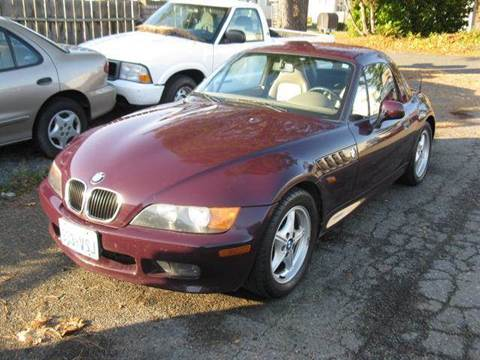 1998 BMW Z3 for sale at MIDLAND MOTORS LLC in Tacoma WA