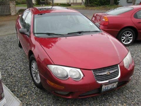 1999 Chrysler 300M for sale at MIDLAND MOTORS LLC in Tacoma WA