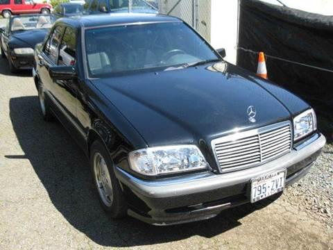 1998 Mercedes-Benz C-Class for sale at MIDLAND MOTORS LLC in Tacoma WA