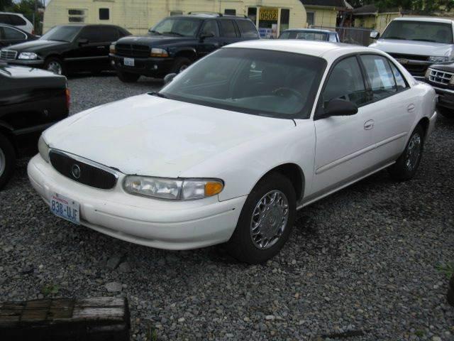 2003 Buick Century for sale at MIDLAND MOTORS LLC in Tacoma WA
