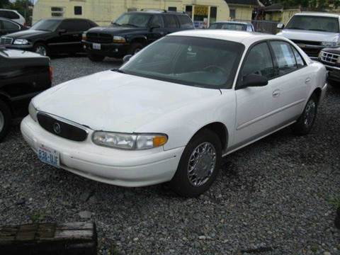 2003 Buick Century for sale at MIDLAND MOTORS LLC in Tacoma WA