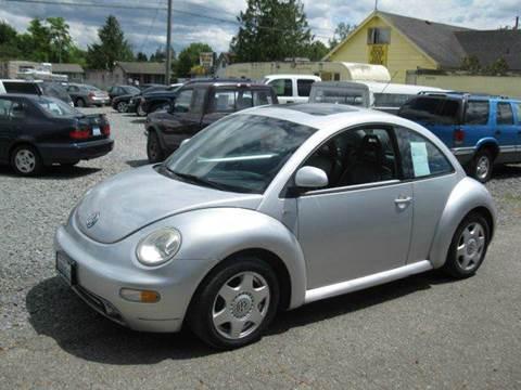 2000 Volkswagen Beetle for sale at MIDLAND MOTORS LLC in Tacoma WA