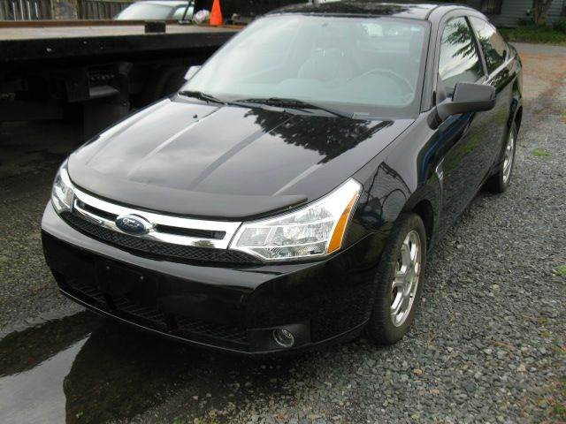 2008 Ford Focus for sale at MIDLAND MOTORS LLC in Tacoma WA