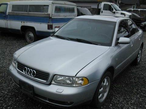 1999 Audi A4 for sale at MIDLAND MOTORS LLC in Tacoma WA