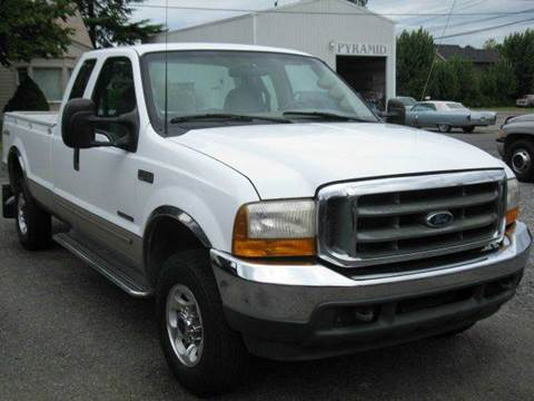 1999 Ford F-250 Super Duty for sale at MIDLAND MOTORS LLC in Tacoma WA
